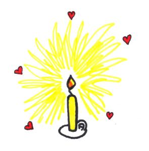 candle of light 001