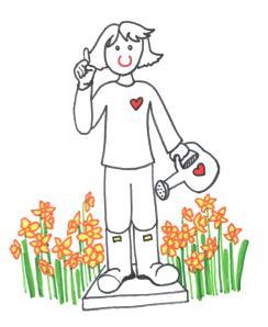 One thing for Spring illustr 001