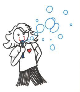 blowing bubbles 001