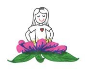 Girl in flower 001