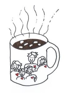 hot chocolate illust 001