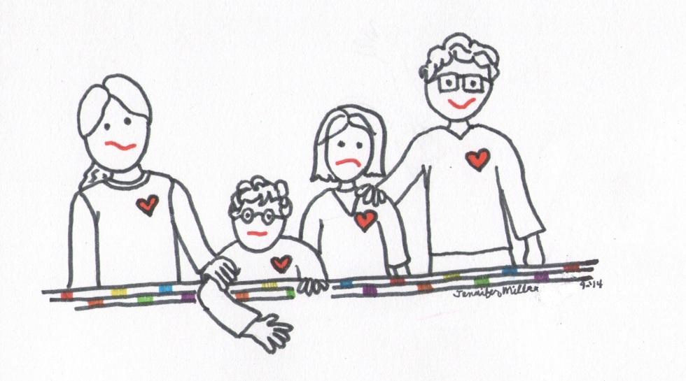 Emotional Honesty Illustr by Jennifer Miller