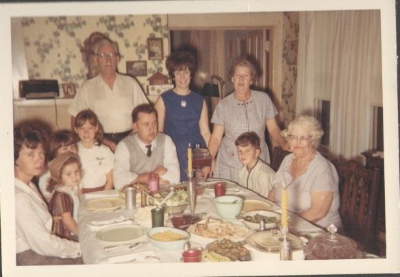 Thanksgiving in Owensville
