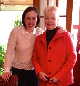 Recent Picture of Author, Jennifer Miller and Mom/Editor, Linda Smith