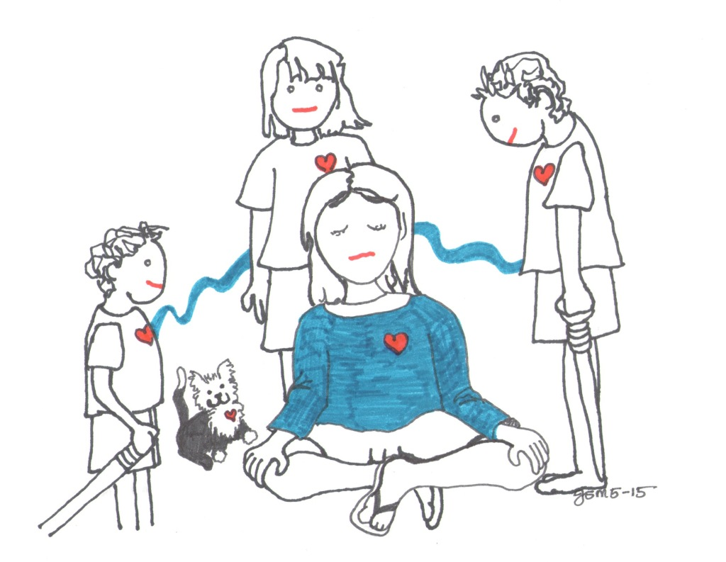 Strange Calm by Jennifer Miller