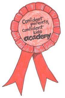 CPCK Academy ribbon by Jennifer Miller