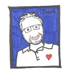 Jason Miller Portrait