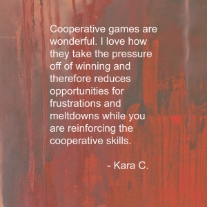 Cara C. on Cooperative Games