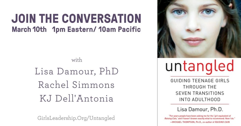 Untangled invite - Facebook