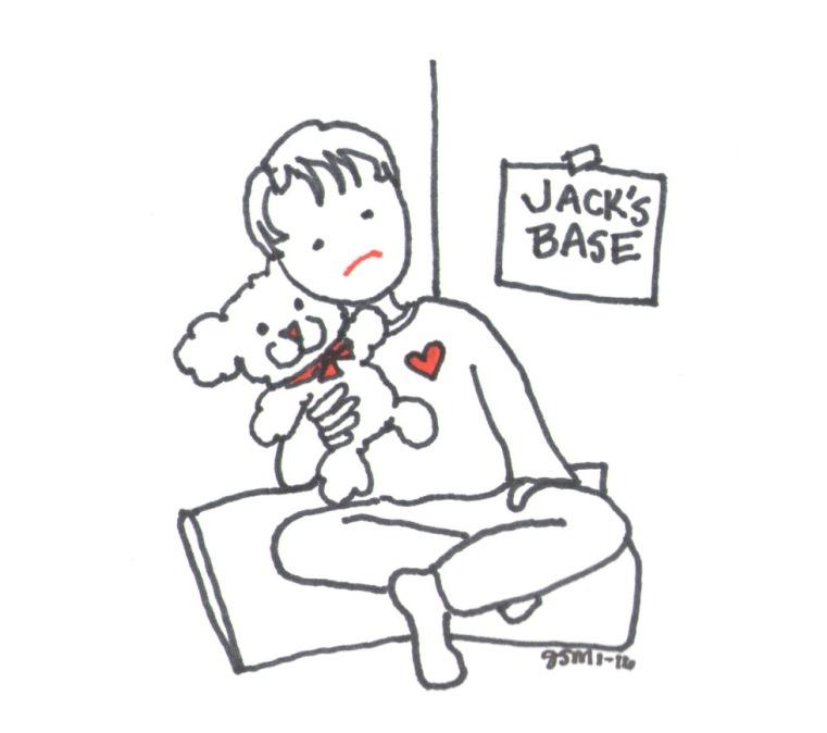 Jack's Base by Jennifer Miller
