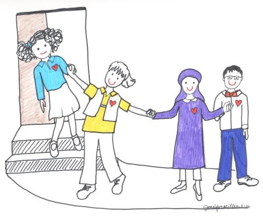 inclusion by jennifer miller
